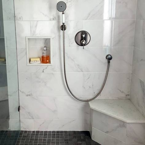 Make it your own shower