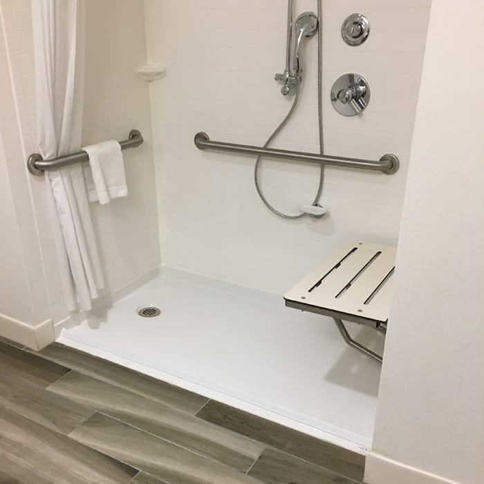 Shower Pans Tile Over Shower Pans Ada Shower Pan