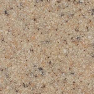 Shower pan natural granite Beach color